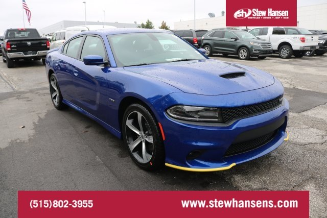 New 2019 Dodge Charger R T Sedan In Urbandale 9a0110 Stew Hansen