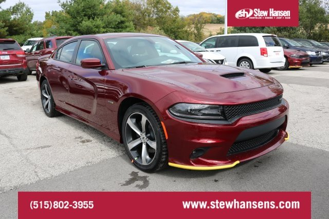 New 2019 Dodge Charger R T Sedan In Urbandale 9a0150 Stew Hansen