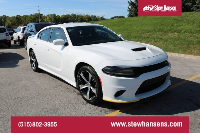 New 2019 Dodge Charger Gt Sedan In Urbandale 9a0090 Stew Hansen