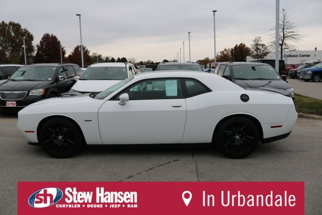 Certified Pre-Owned 2015 Dodge Challenger R/T Plus Shaker