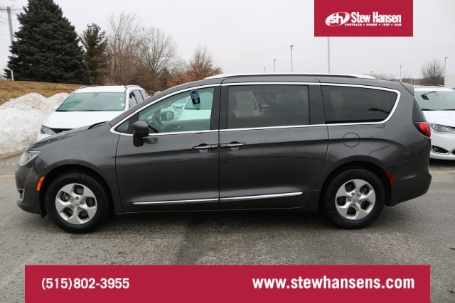 Certified Pre Owned 2017 Chrysler Pacifica Touring L Plus