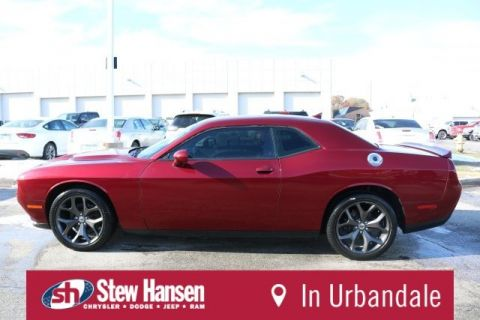 Certified Pre-Owned 2018 Dodge Challenger SXT Plus